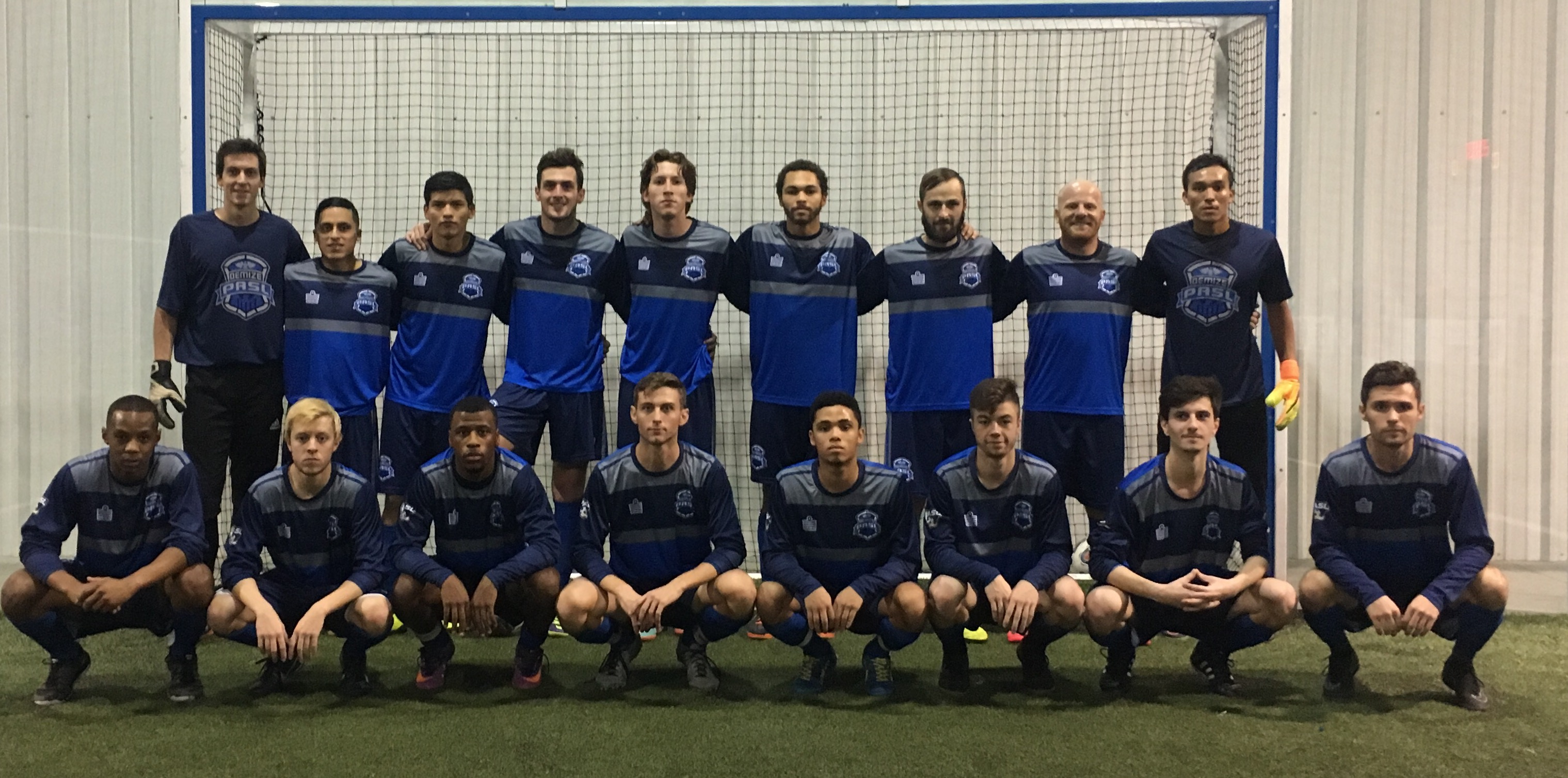 Demize PASL Victorious verse St. Louis Shockwave