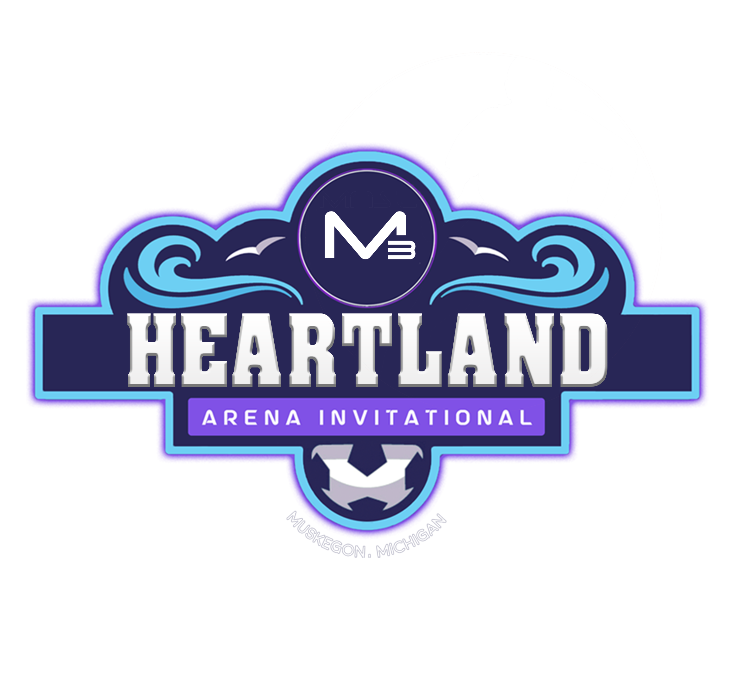 Demize win 8 - 4 in the first round of the M3's Heartland Arena Invitational